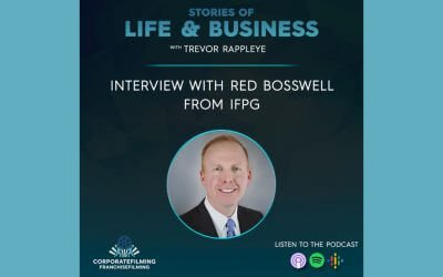 CorporateFilming Podcast Episode 2 Featuring Red Boswell