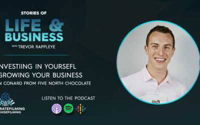 Podcast Ep 4: Investing in Yourself and Growing Your Business with Ben Conard from Five North Chocolate