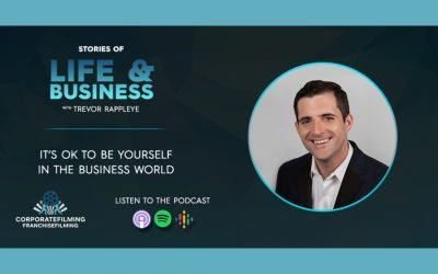 Podcast Ep 3: Trevor Rappleye Talks About the Importance of Authenticity in the Business World