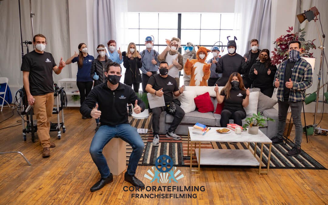 It was a really fun shoot, and we had a blast working with Critter Busters!