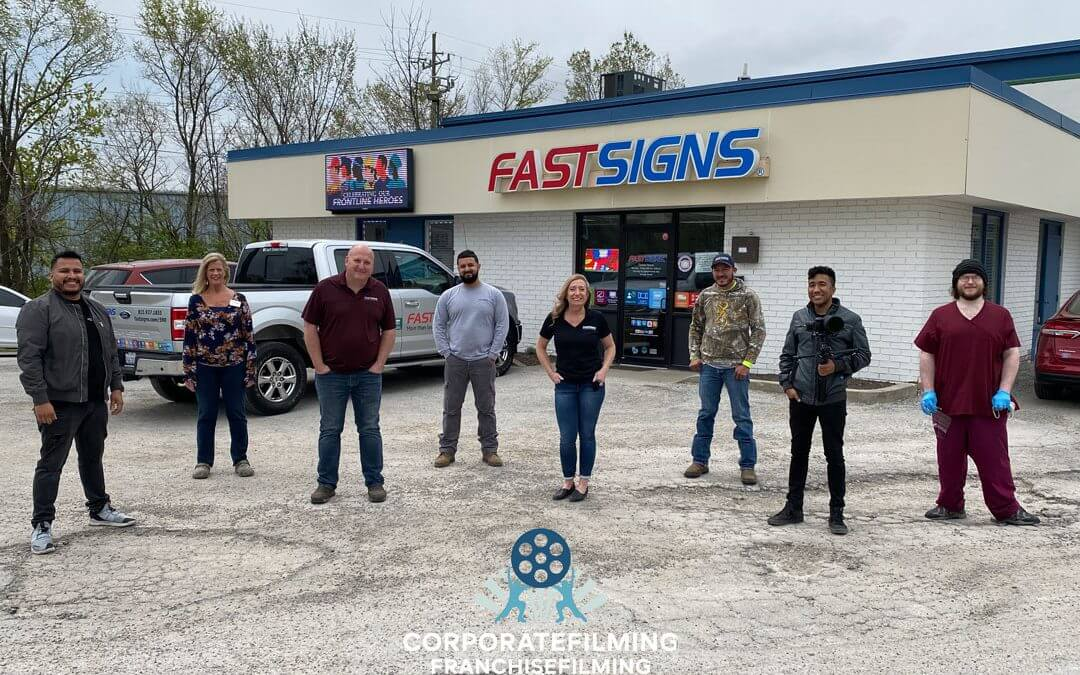 Fast Signs + Gathering Church + Spur Ranch